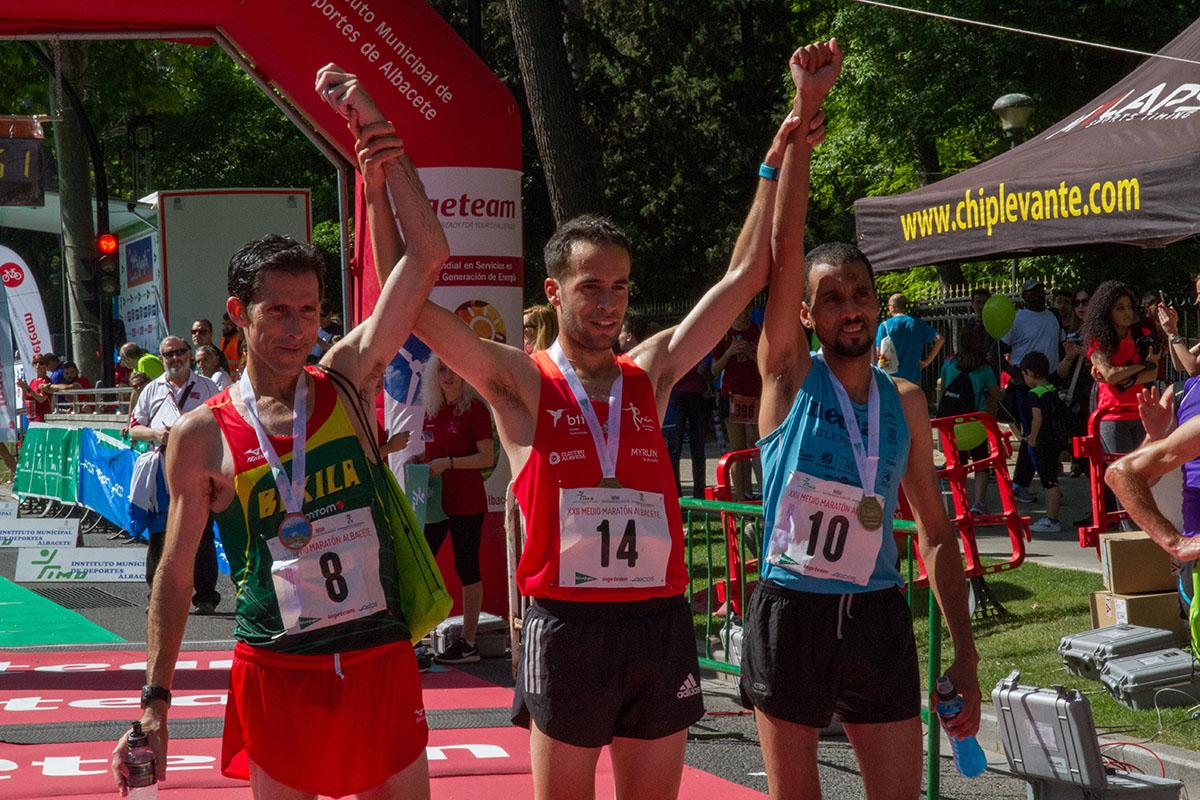 XXII Media Maratón Ciudad de Albacete (Foto: Gabriel Martínez)