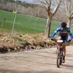 Xavier Calaf en la prueba BTT de Tarazona de La Mancha 2018