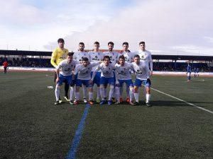 Yugo UD Socuéllamos - La Roda CF