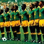 Selección de Zaire (Foto: www.pasionlibertadores.com)