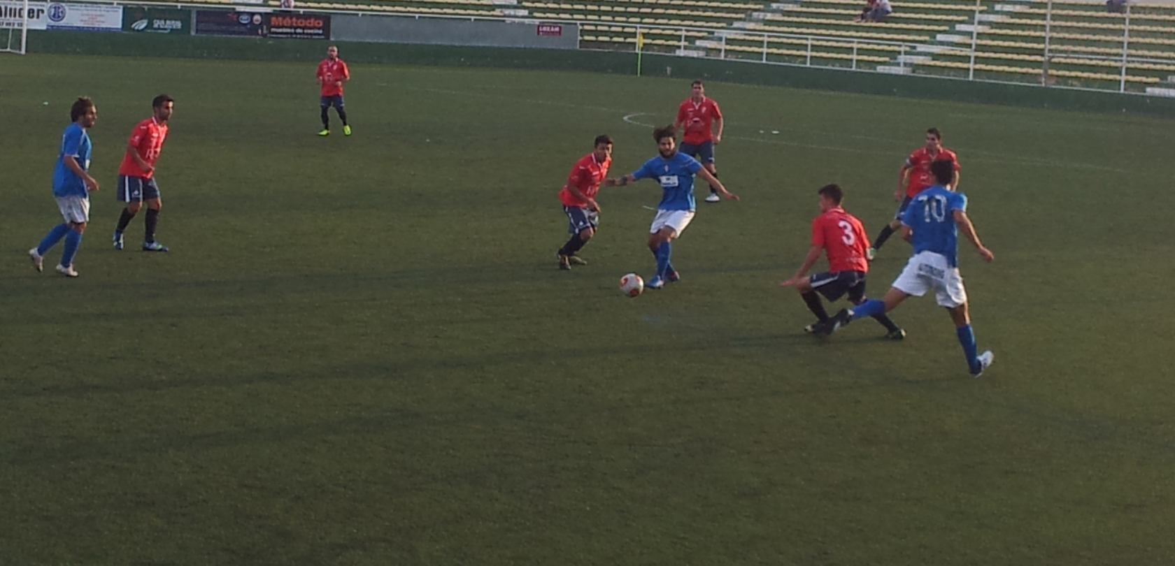 CF Zona 5 - CP Villarrobledo