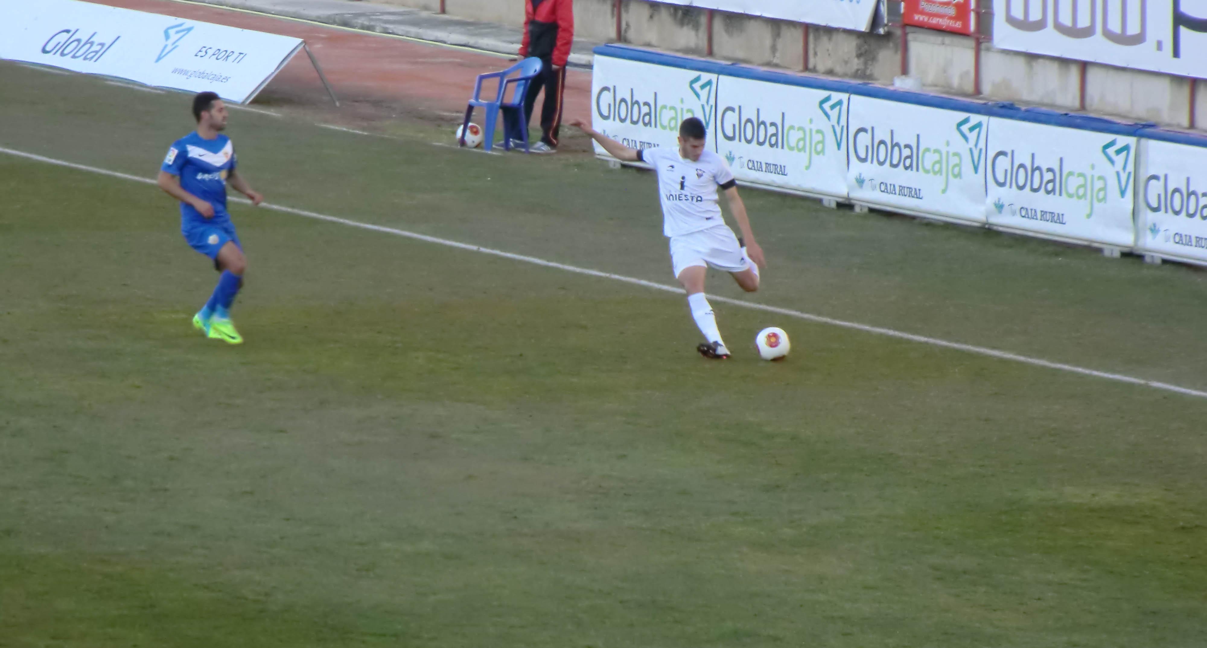 Albacete - Almería B (Foto: Pilar García)
