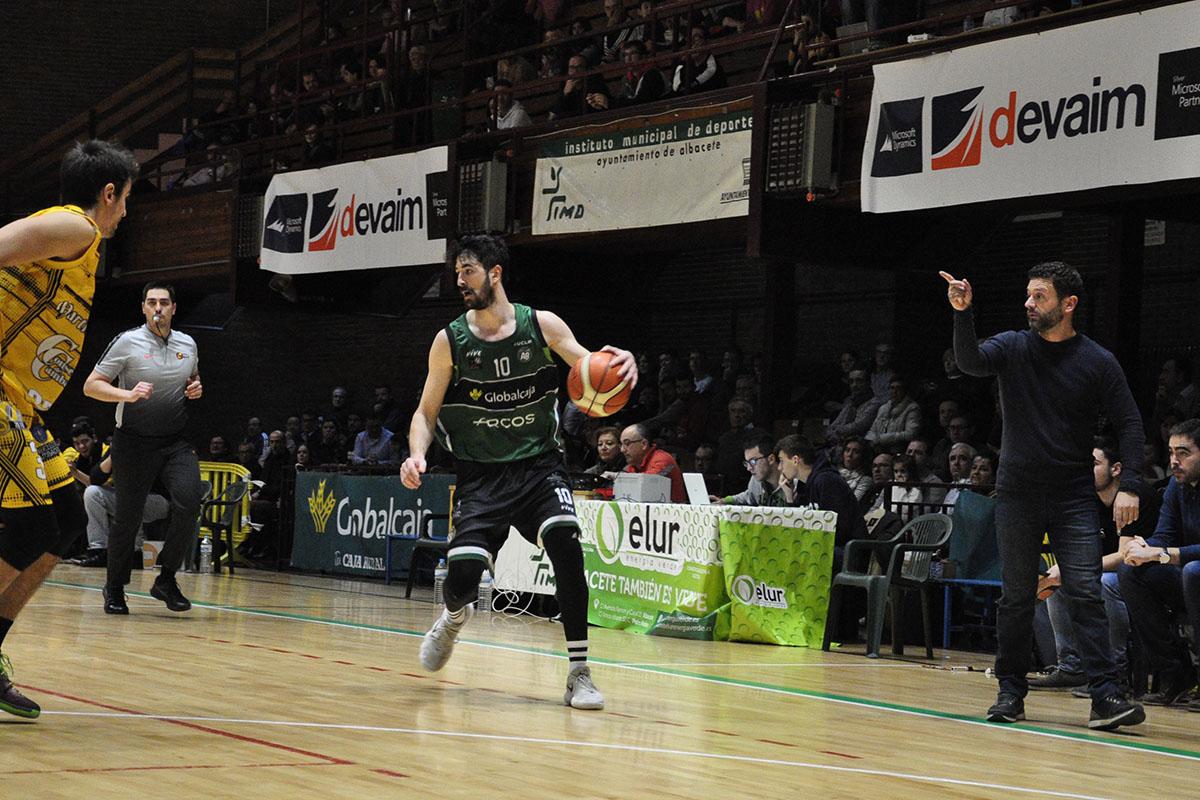 Albacete Basket - Xuven Cambados