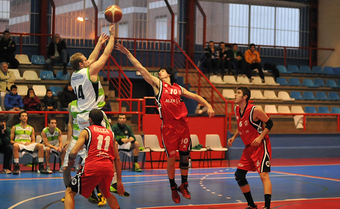 Azuqueca - Albacete Basket (Foto: Fito Díaz)