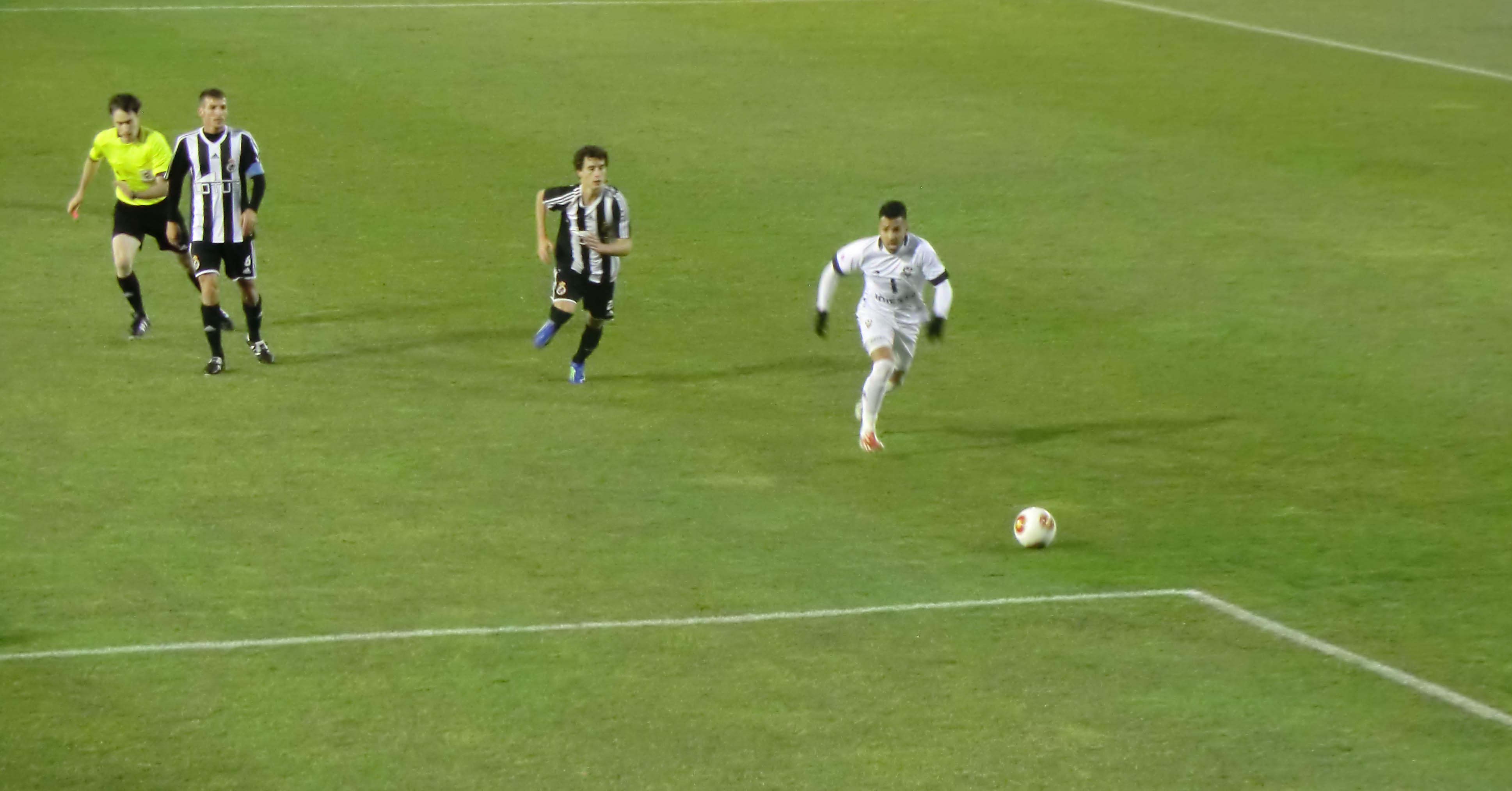 Albacete Balompié - RB Linense (Foto: Pilar García)