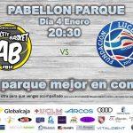 Cartel Albacete Basket - HLA Alicante
