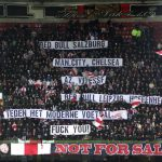 Pancarta contra el RasenBallsport Leipzig (Foto: futbolsapiens.com)