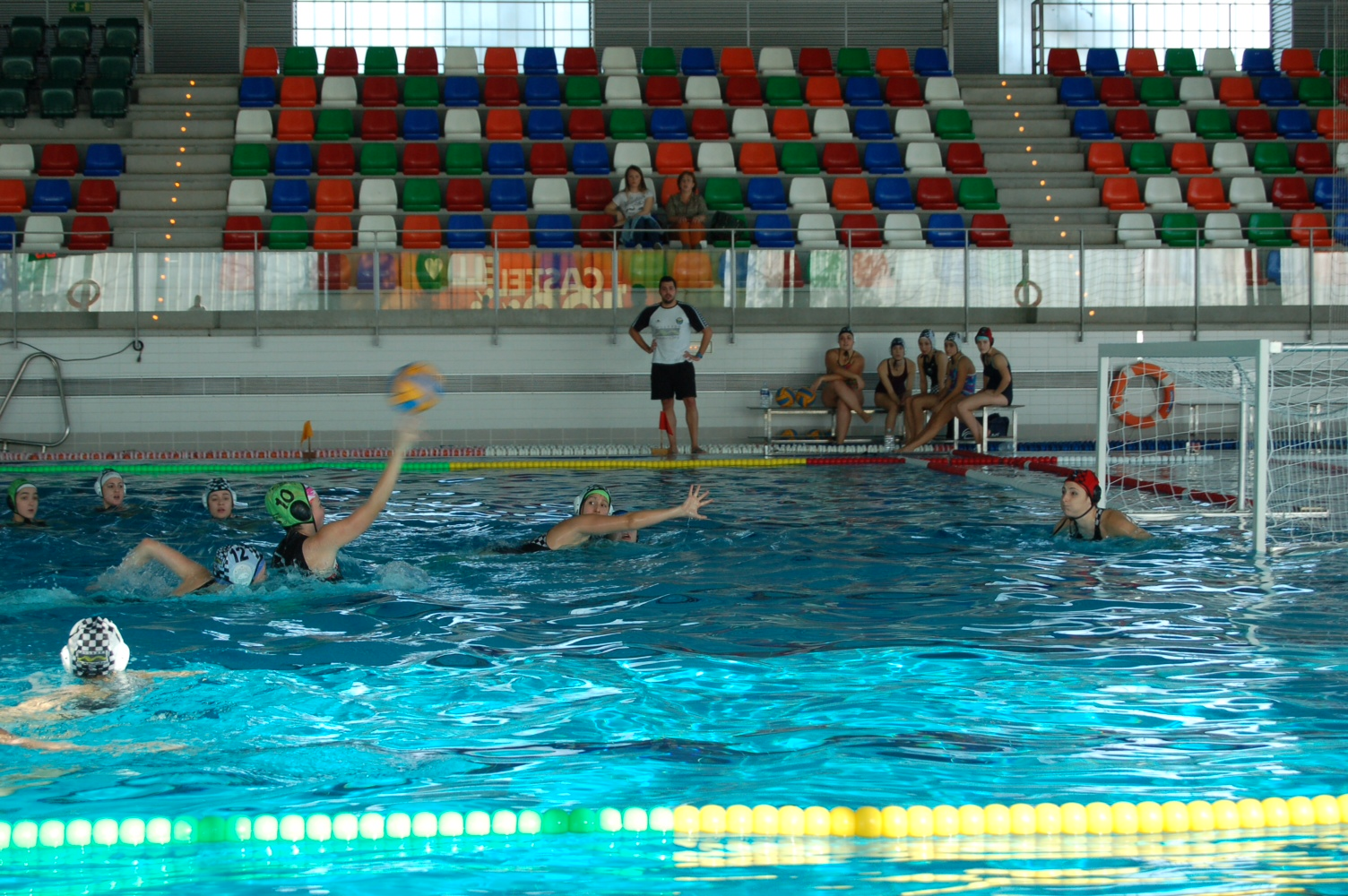 Waterpolo San Javier - Waterpolo Albacete