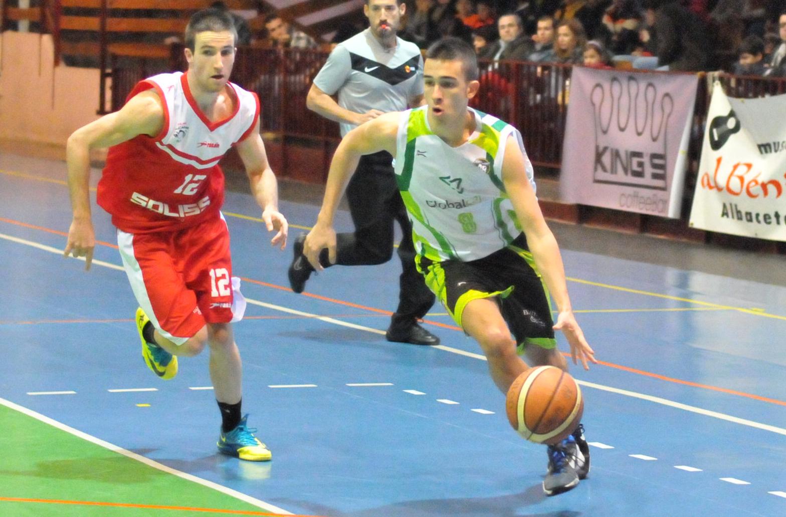 Albacete Basket - Alcázar Basket (Foto: Fito Díaz)