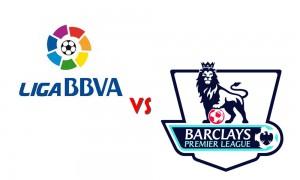 Premier League vs Liga Española (Foto: Mundoentretenimiento.com)