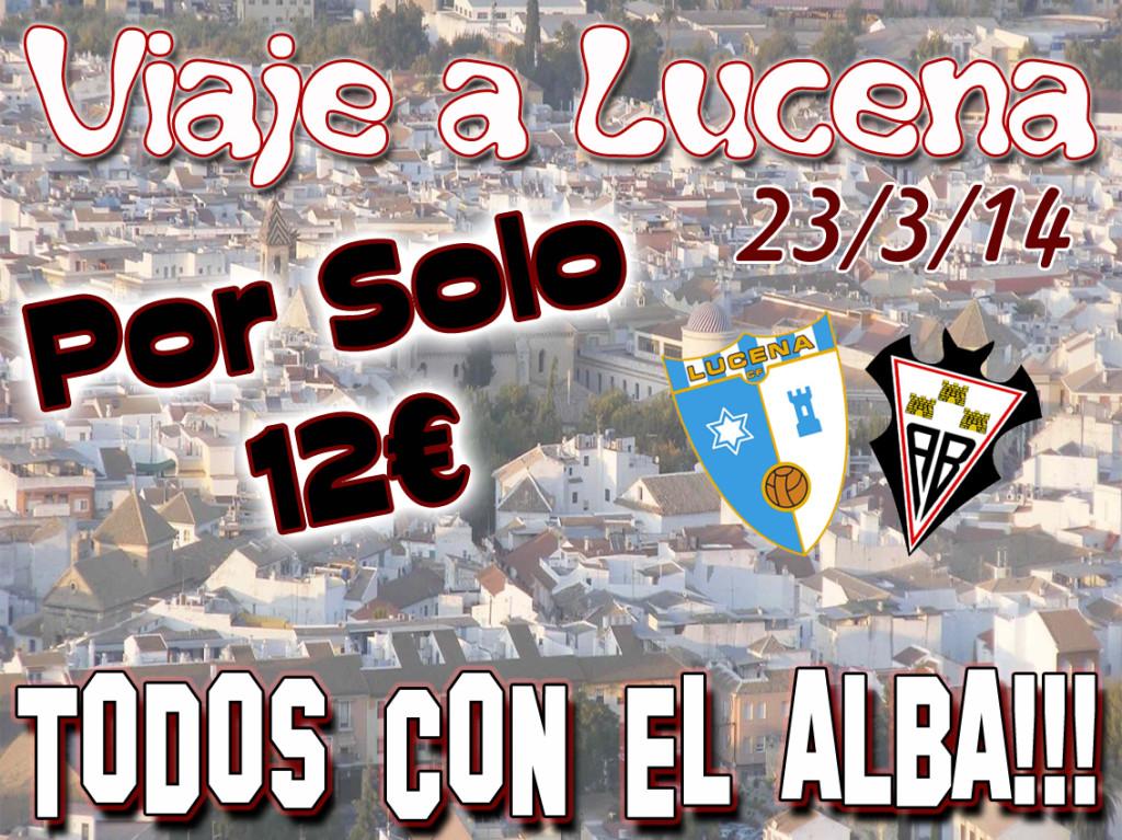 Viaje a Lucena