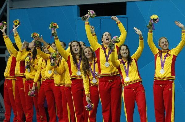 Selección Española de Waterpolo (Foto: www.mundodeportivo.com)
