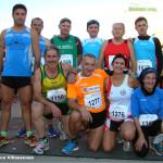 Atletas con 48 carreras (Foto: Paco Villaescusa)