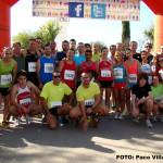 Atletas de Aguas Nuevas (Foto: Paco Villaescusa)